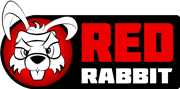 logo red rabbit